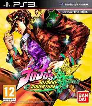 Descargar JoJos Bizarre Adventure AllStar Battle [MULTI][Region Free][FW 4.4x][DUPLEX] por Torrent